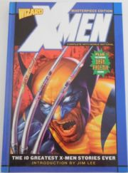 X-Men Wizard Masterpiece Edition Hardcover Dark Phoenix Bonus